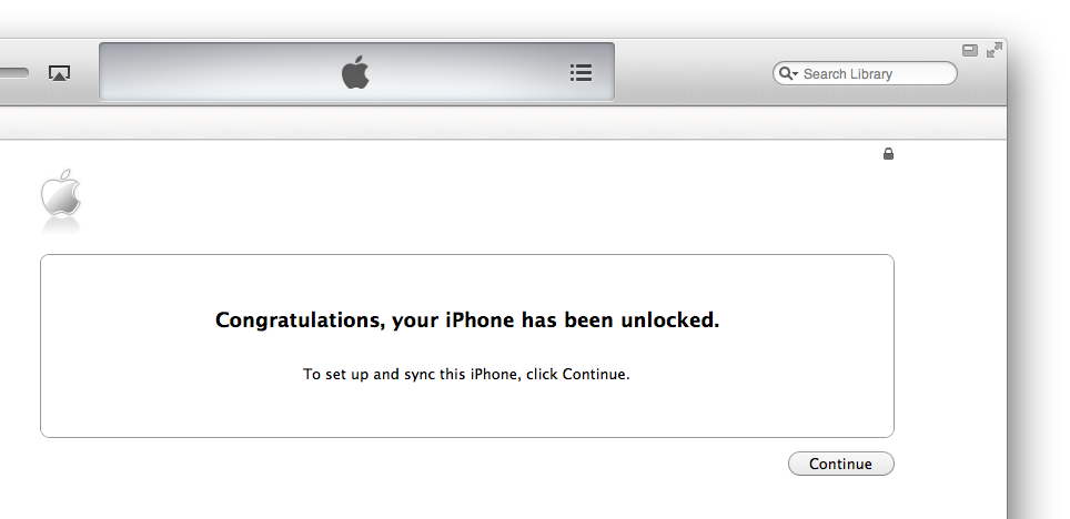 congratulations your iphone has been unlocked how to unlock iphone 6 6s plus mac expert guide 5851
