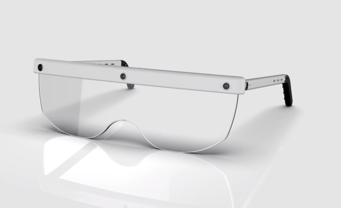 AR Glasses Front