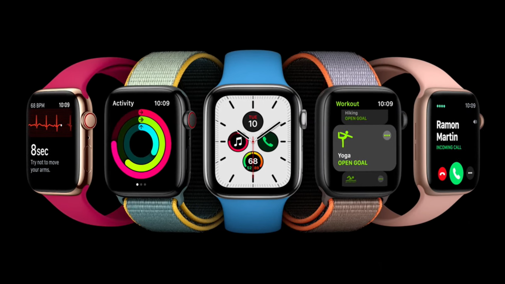 watchOS 7 at WWDC 2020